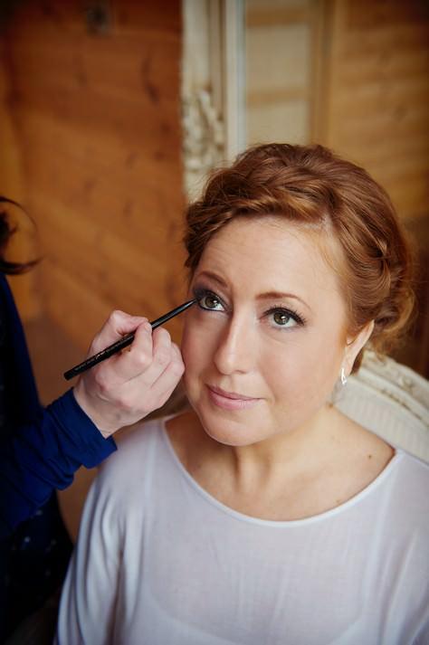 make up lesson