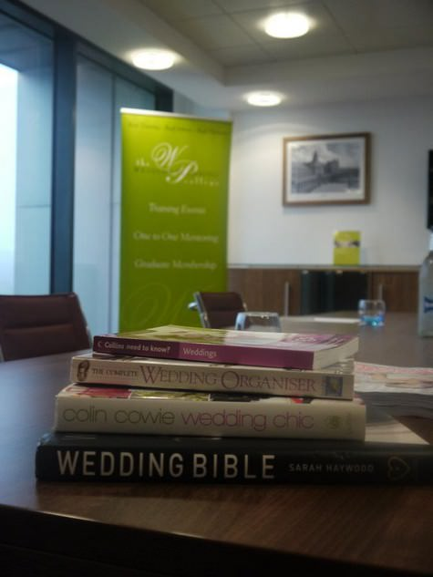 the wedding planning college