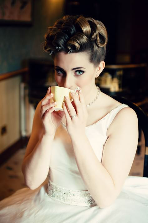 1950s styled shoot