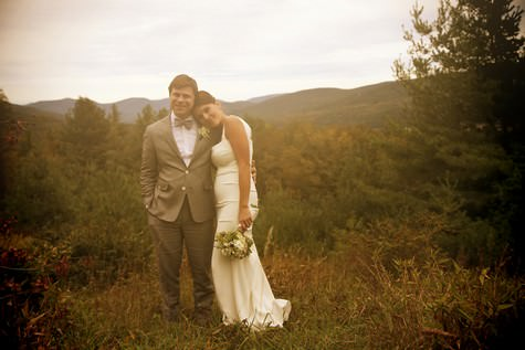 rustic new york wedding