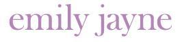 Emily Jane Stylist