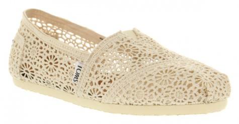 flat wedding shoes