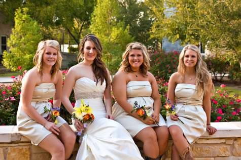 Country Texan Wedding
