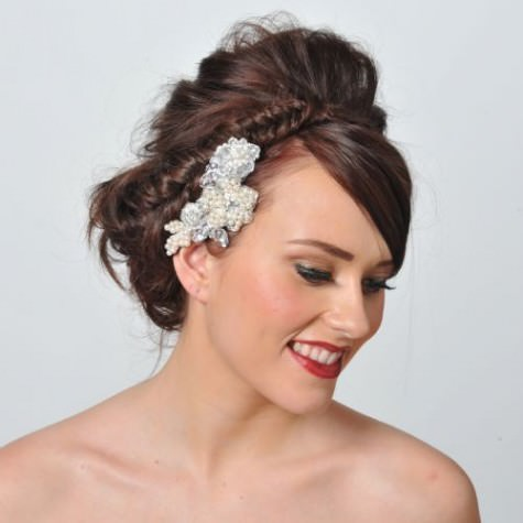 Grecian hair accessories