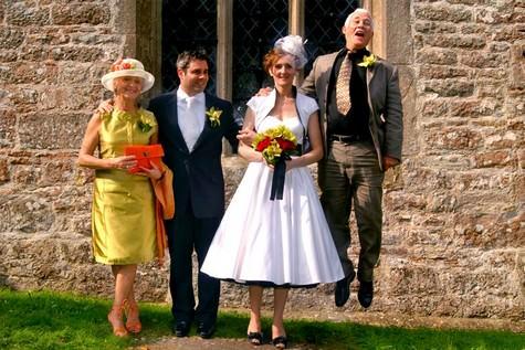 The Wedding Shoot
