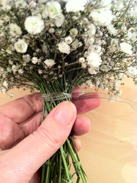 Gypsophila Bouquet