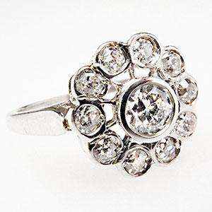Vintage and Antique Engagement Rings.