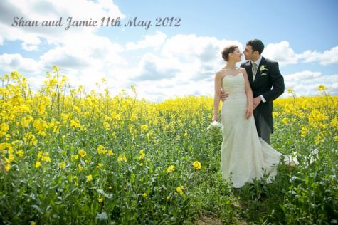 Glocestershire Barn Wedding