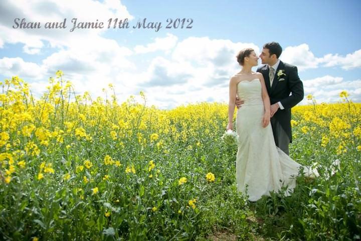 Glocestershire Barn Wedding