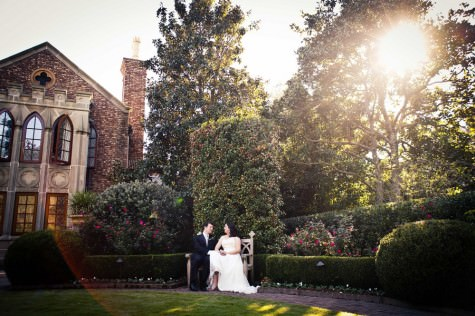 Back Yard Wedding