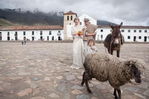 Colombian Wedding