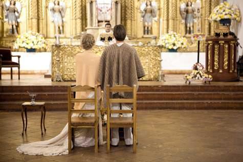 Columbian Wedding