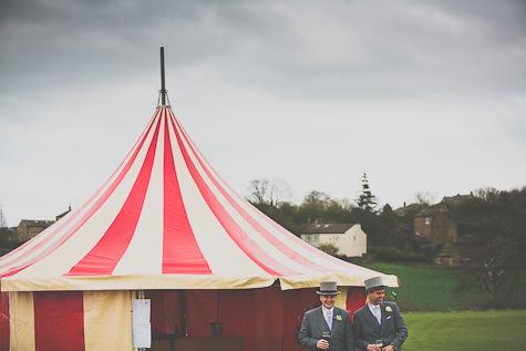 Yorkshire Yurt Wedding