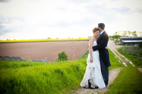Gloucestershire Barn Wedding