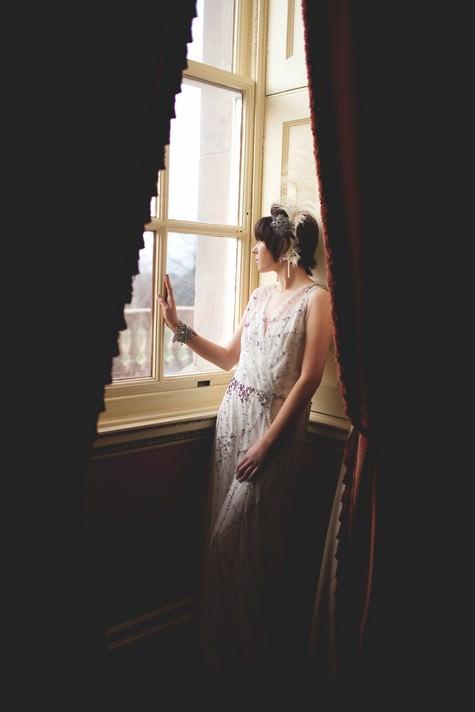 the designer vintage bridal show