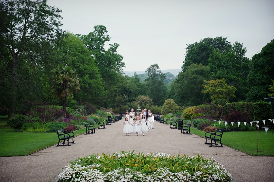 sheffield botanical garden wedding