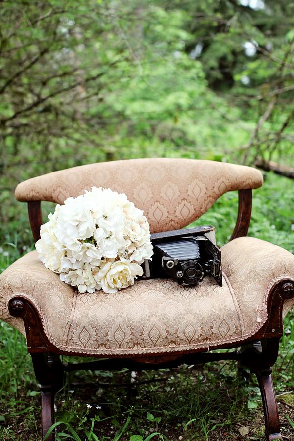 home made wedding