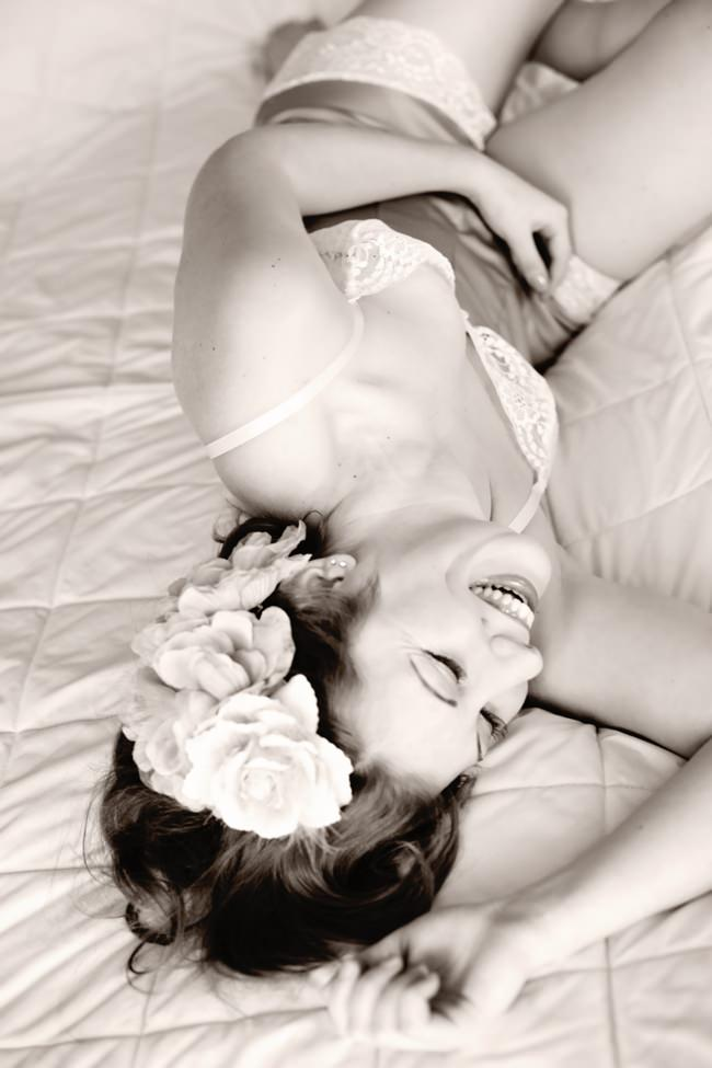 boudoir photography with Jess Petrie