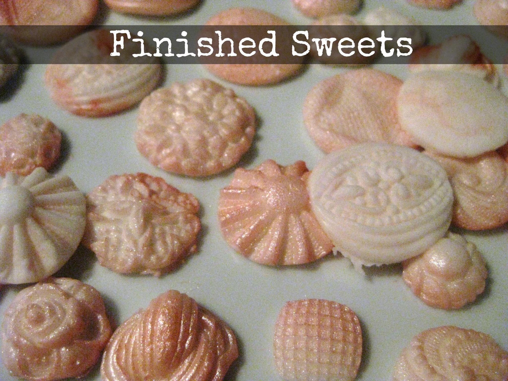 DIY Vintage Sweets
