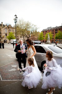 Manchester Wedding at the Lowry Hotel