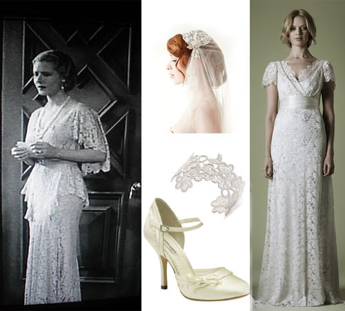 Bridal Style: Going Vintage – 30′s Inspired Styling That Suits Your ...