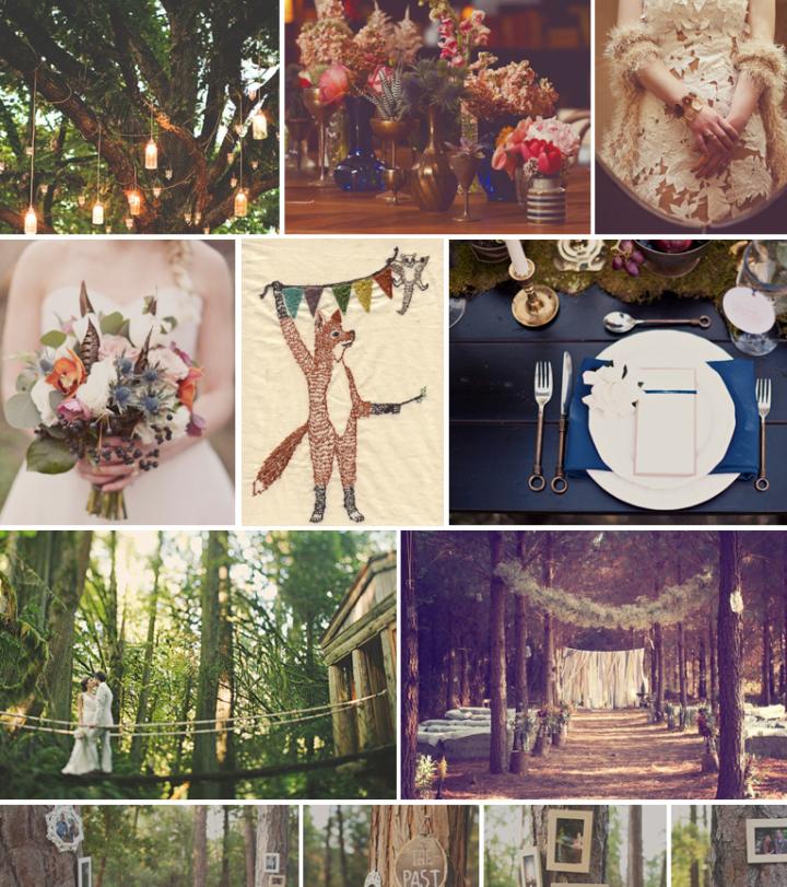 treehouse wedding
