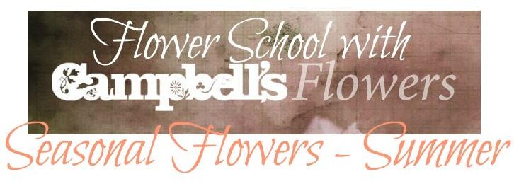 summer seasonal flowers