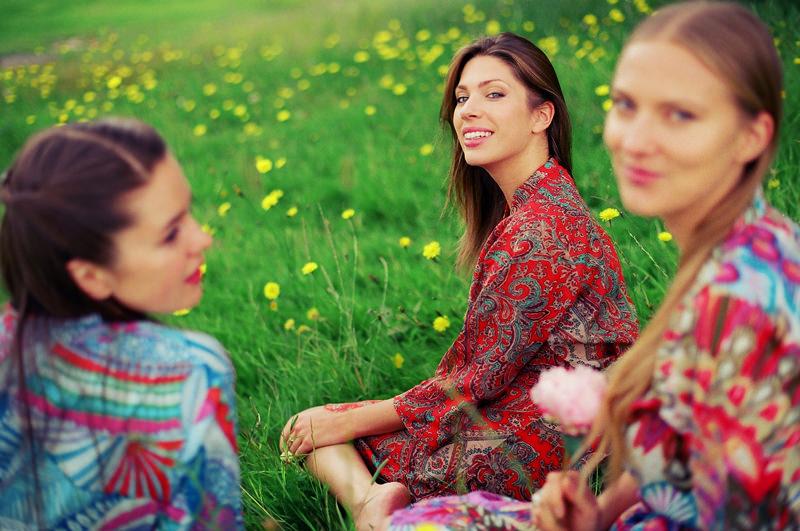 BOHO COMPETITION: Win a set of 3 Beautiful Bridesmaids