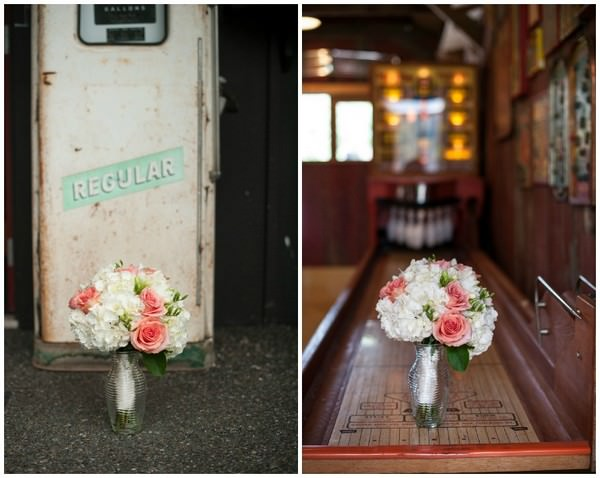 Antique Shop Wedding