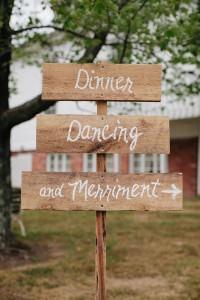 Homemade Farm Wedding