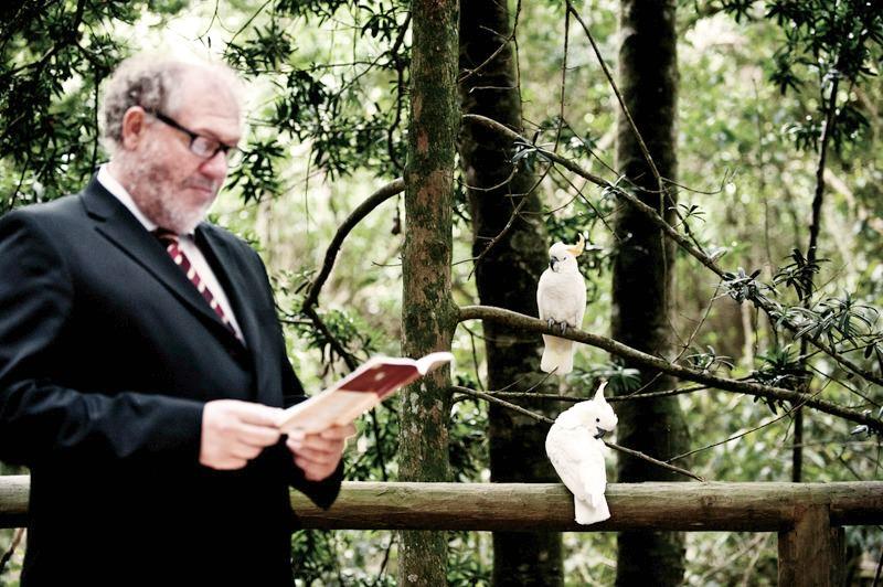 Bird Sanctuary Wedding