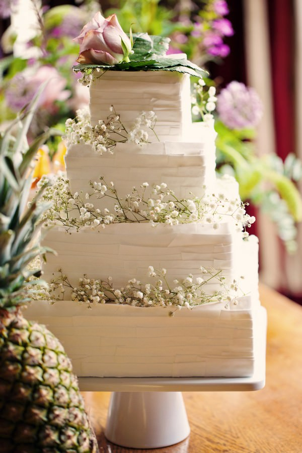 sheffield wedding cake