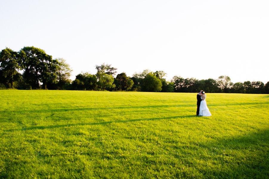 Sports Loving Wedding