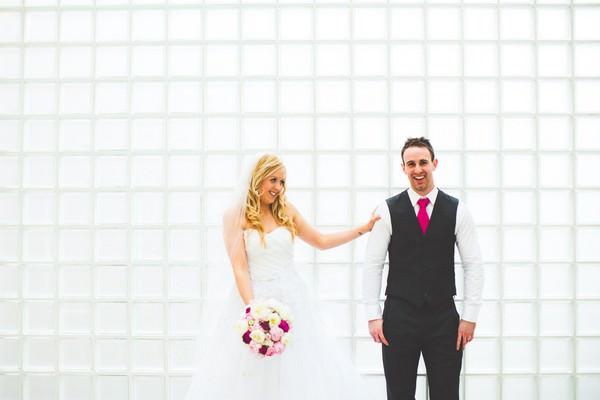 Sheffield Millennium Galleries Wedding