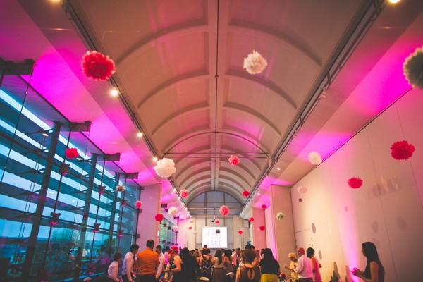 Sheffield Millennium Galleries Wedding