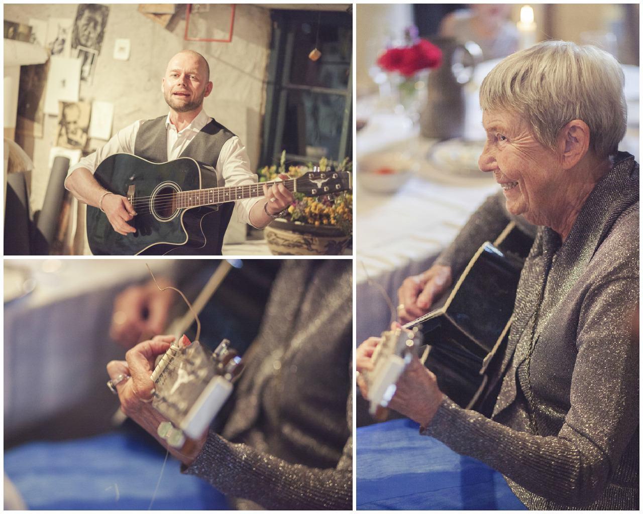 Art Studio Wedding