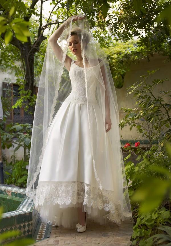 97+ Wedding Dresses Of The 50s 60s - 20 Chic 1950s Inspired Wedding ... 7bceb37467b6