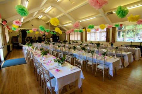 Nottingham Wedding Venue