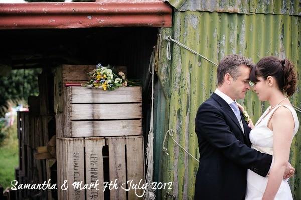 Kent Farm Wedding