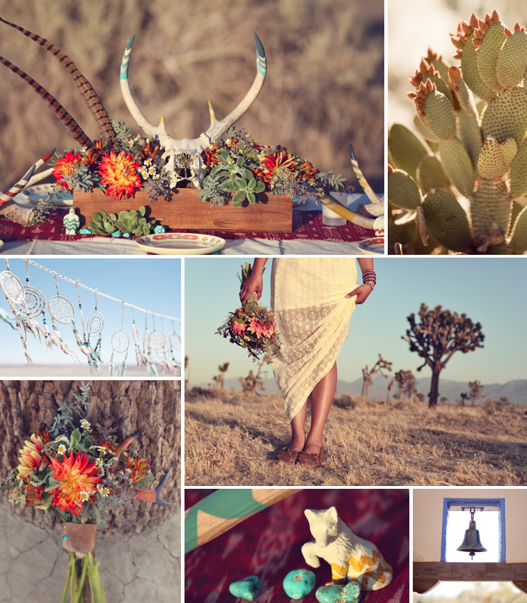 Ideas And Inspiration For A Dream Catcher Wedding From