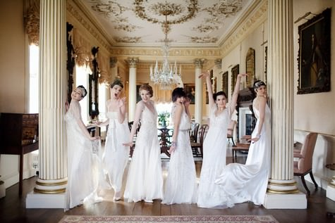 The Designer vintage Bridal Show