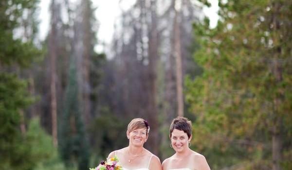 Same Sex DIY Wedding