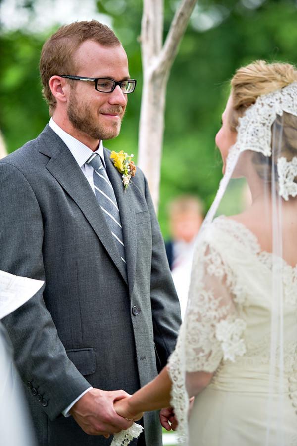 Missouri wedding ceremony