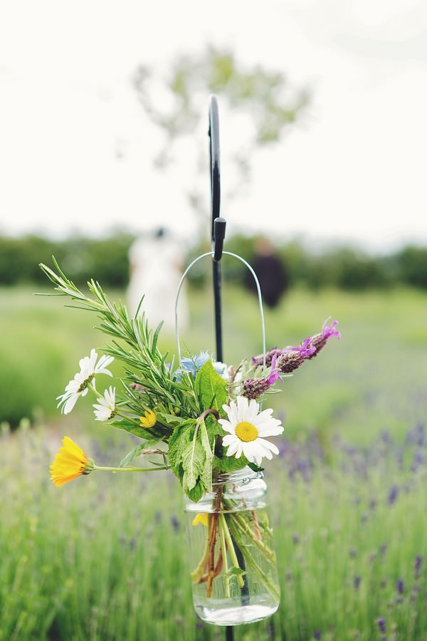 Eco-Friendly Farm Wedding