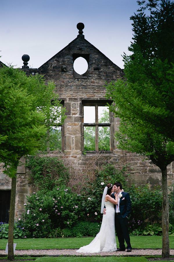 harry potter wedding couple