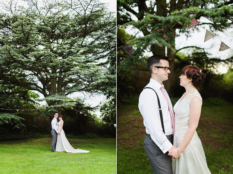 Relaxed Handmade Wedding