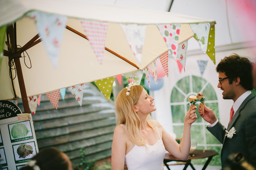 DIY Hampshire Wedding