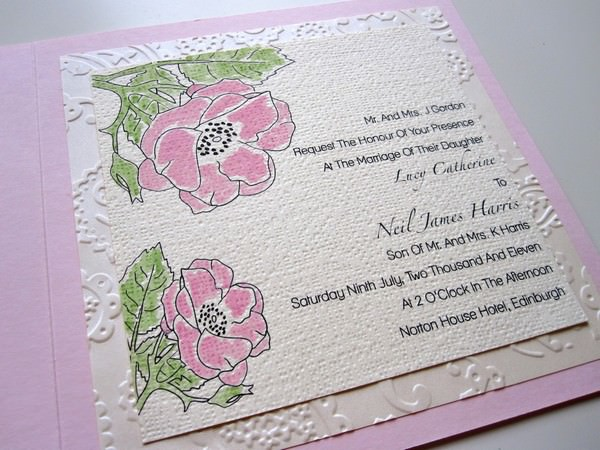 Paper Delights - English Rose