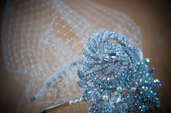 bridal headpeice