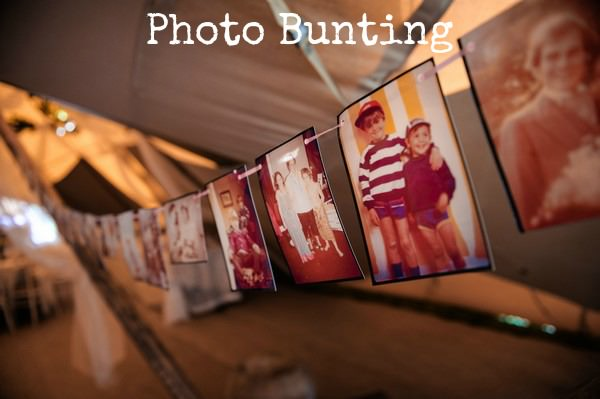 Photo Bunting